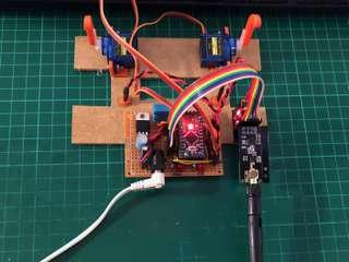 initial controller